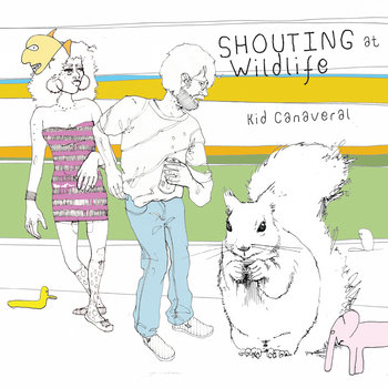 Shouting at Wildlife cover art