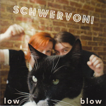 Low Blow cover art