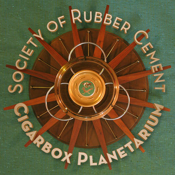 Society of Rubber Cement cover art