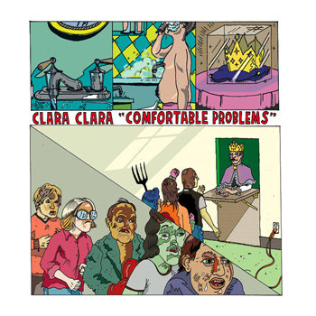 Comfortable Problems cover art