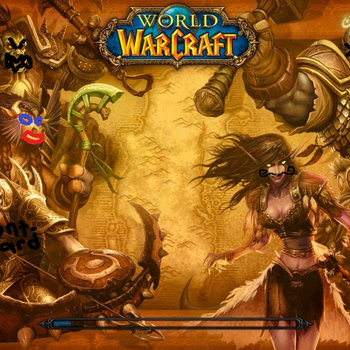 World Of Warcraft remixes by MrVoletron cover art