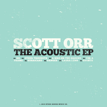 The Acoustic EP cover art