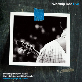 Worship God Live cover art