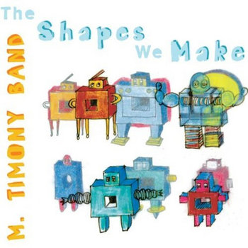 The Shapes We Make cover art