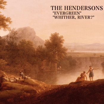 Evergreen | Whither, River? cover art