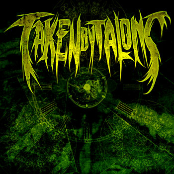 Taken by Talons (self-titled) cover art