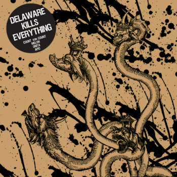 Delaware Kills Everything cover art