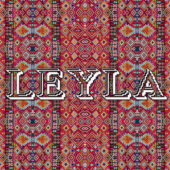 INFINITE LIGHT VOL°1: LEYLA cover art
