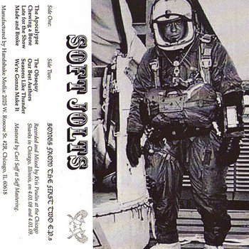 Songs from the First Two E.P.s cover art