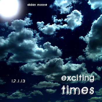 Exciting Times cover art
