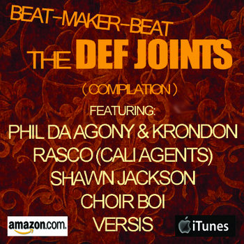 ''Def Joints'' cover art