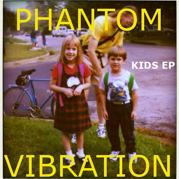 KIDS EP cover art