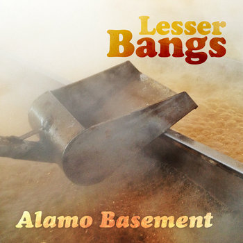Alamo Basement cover art
