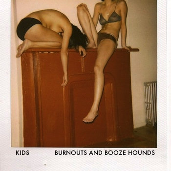 BURNOUTS AND BOOZE HOUNDS cover art