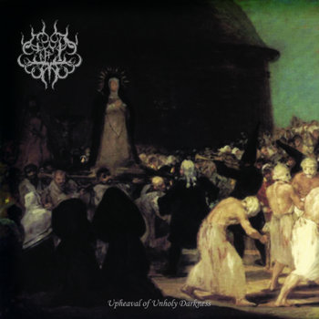 Upheaval of Unholy Darkness cover art