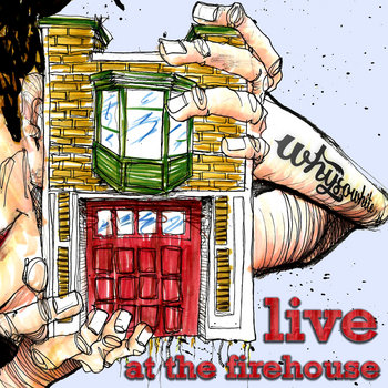 live at the firehouse cover art