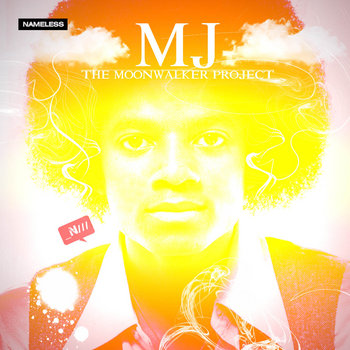 MJ: The Moonwalker Project cover art