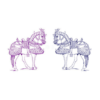 Two Horses cover art
