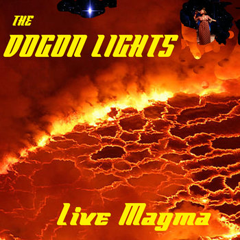 Live Magma cover art