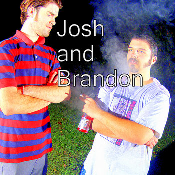 Josh and Brandon cover art