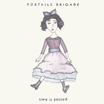 Time Is Passed cover art