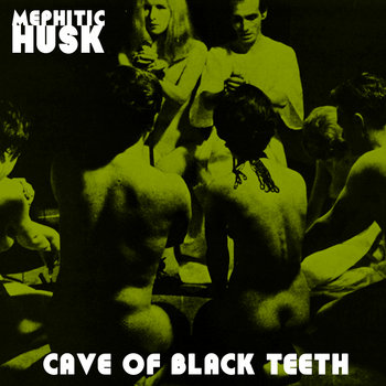 Cave of Black Teeth EP cover art