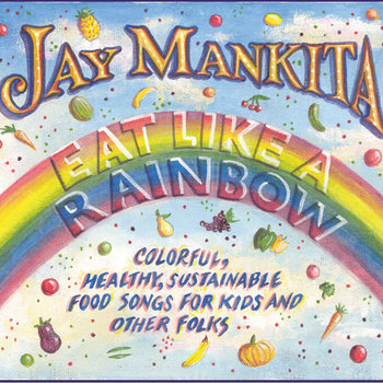 Eat Like A Rainbow cover art