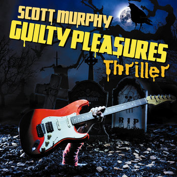 Guilty Pleasures Thriller cover art