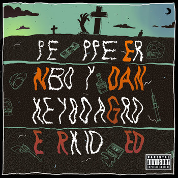 Endangered Ep (pepperboy & Keyboard Kid) cover art