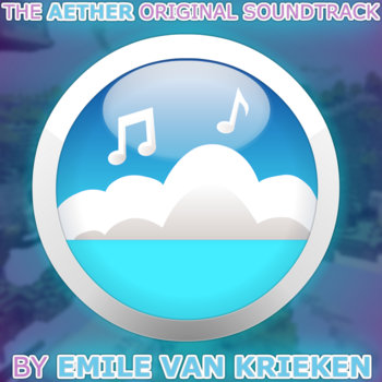 The Aether soundtrack music cover art