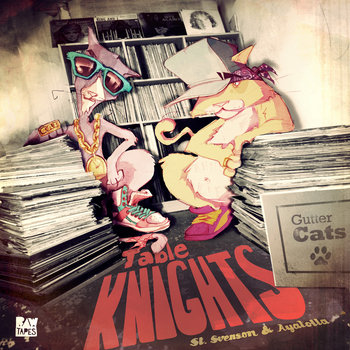 Table Knights - Gutter Cats cover art