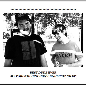 My Parents Just Don&#39;t Understand EP cover art
