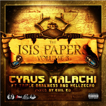 Isis Papers Vol 3 cover art