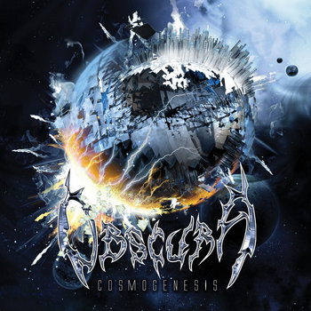 Cosmogenesis cover art