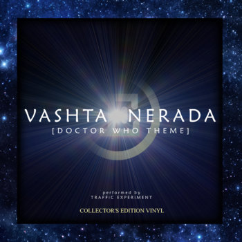 Vashta Nerada [Doctor Who Theme] - Collector's Edition cover art