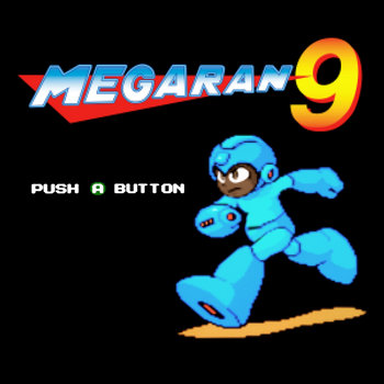 Mega Ran 9 cover art