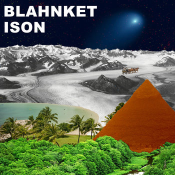 Blahnket - ISON cover art