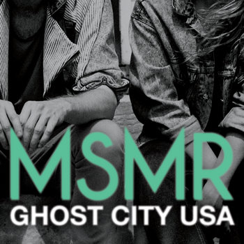 Ghost City USA (demos) cover art