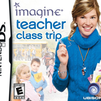 Imagine Teacher : Class Trip (DS) cover art
