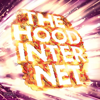 The Hood Internet cover art