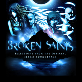 Broken Saints Selected cover art