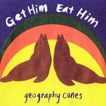 Geography Cones cover art