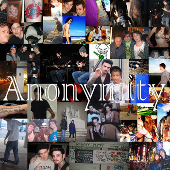 Anonymity cover art
