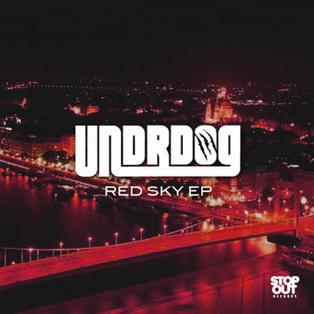 Red Sky EP cover art