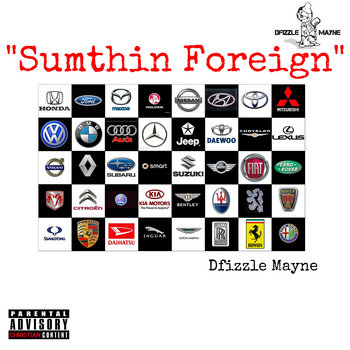 """Sumthin Foreign"" cover art"