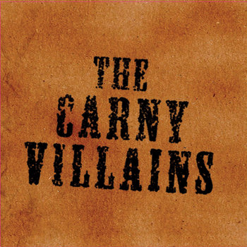 The Carny Villains cover art