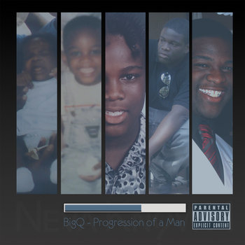 Progression of A Man cover art