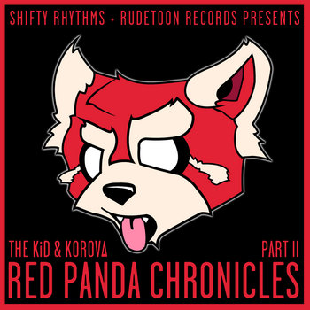 Red Panda Chronicles Pt. II cover art