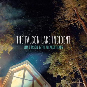 The Falcon Lake Incident cover art
