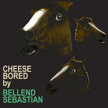 Cheese Bored cover art